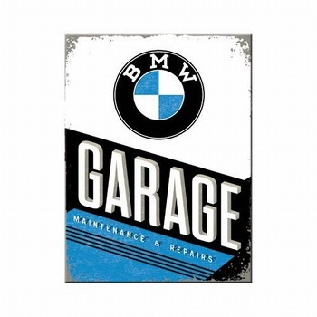 BMW garage magneet