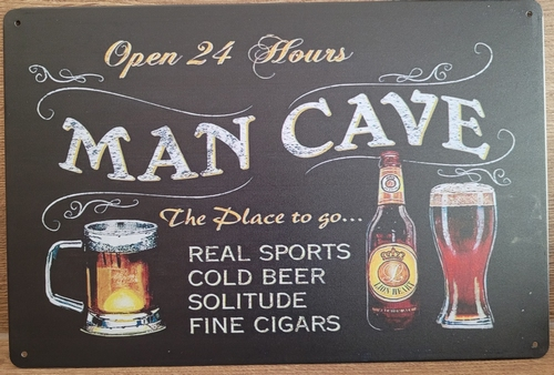 Man Cave Open 24 Hours the place to goreclamebord meta