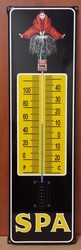Spa emaille thermometer oor model