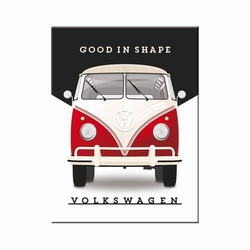 Volkswagen good in shape bulli bus magneet