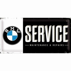 BMW Service maintenance en repairs relief