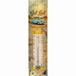 get lost Volkswagen VW thermometer