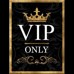 Magneet Vip only